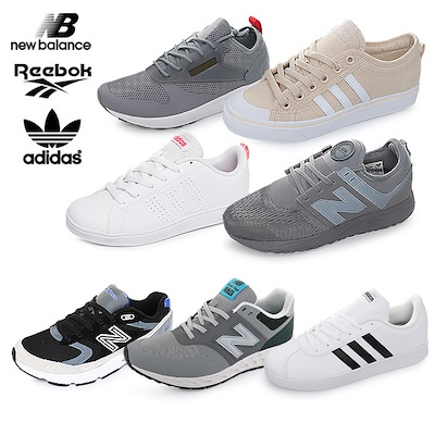 New Balance   Adidas   Reebok Sneakers Collection   Running shoes   Qoo10  Lowest price   cdc32c206