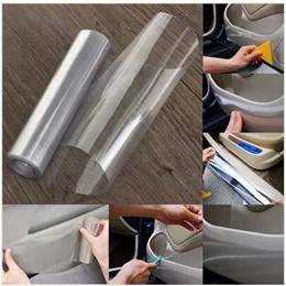 Transparent Car Protective Film Vinyl Wraps Universal Clear 3M*15CM-x