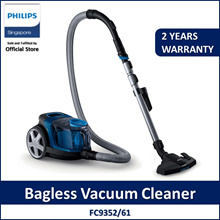 PHILIPS PowerPro Compact Bagless vacuum cleaner FC9352/61 | Animal Care