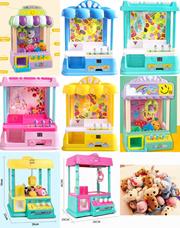 USB Claw Machine Prizes Toys Candy Catcher UFO CATCHER MACHINE toys catcher