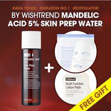 [BY WISHTREND] Mandelic Acid 5% Skin Prep Water AHA Toner exfoliator 120m