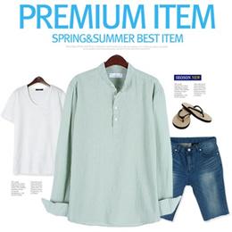 [WEAND] Premium shirt collection / Style good / denim shirt / Slim Line / Linen shirt / oxford shirts / roll-up shirt