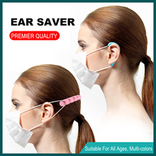 Mask Extender Mask Holder Ear Savers Adjustable and Flexible Strap Ear Protector Mask Strap Holder