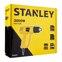 Stanley 2000W Heat Gun STEL670 WITH (ADDITION TOP UP OPTION FOR 3 Nozzles)