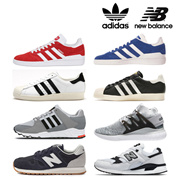 Time Sale ☆ADIDAS NEWBALANCE☆ 100% authentic adidas shoes sneaker running  board classic