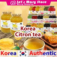 [SG Local Delivery] ◆ Korean Bottle Tea ◆ Honey Citron Lemon jujube Tea Potion Capsule portion