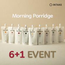 INTAKE Morning porridge (6+1) / Kimchi octopus porridge(2+2) / Breakfast