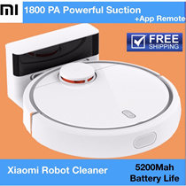 Xmas Gift Promo ★ Authentic Xiaomi Mi Robot Vacuum Cleaner★ 5200mAh Battery★Smartphone  Apps Control