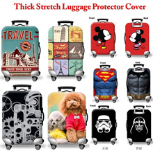 Thick Stretch Luggage Protector Cover Good Quality Luggage Protector Cover