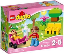 LEGO Duplo 10585 Mum and Baby Set New In Box #10585