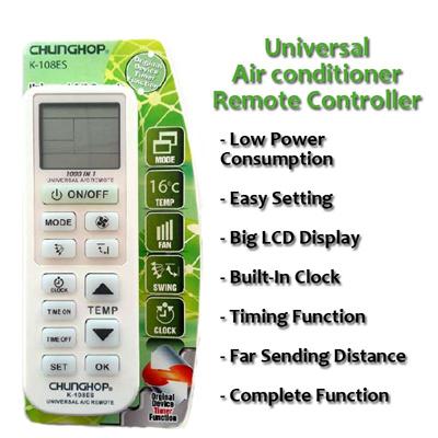 CHUNGHOP UNIVERSAL REMOTE AC K100E &check Home Chunghop Universal Remote Ac K100e .