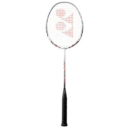 Yonex Nanoray 10F BADMINTON RACKET White/high Red