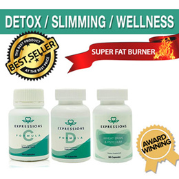 *Mothers Day Sales* 🔥 Fat Burner Detox Kit (90 Caps x3) 🔥 | Lose 3 KG in 3 Days | Detox | Slimming