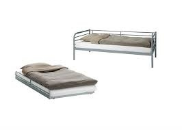 Qoo10 Ikea Svärta Single Bedframe With Pull Out Bed Furniture Deco