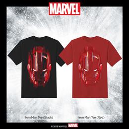 ♥ MARVEL IRON MAN MASK GLOW - KIDS T-SHIRT ♥ - | Bestseller | Quality Product | Marvel Avengers