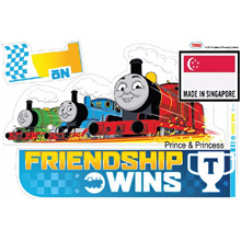 [READY STOCK IN SG] THOMAS AND FRIENDS WALL STICKER -FRIENDSHIP TF16ST T001 / WALL STICKER