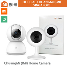 [OFFICIAL ChuangMI SG] XiaoMi ChuangMi (iMi) 720P/1080P Home Camera | Mijia App | IP Camera