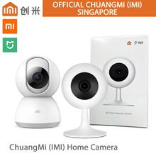 [OFFICIAL ChuangMI SG] XiaoMi ChuangMi (iMi) 720P/1080P Home Camera | Mijia App | IP Camera
