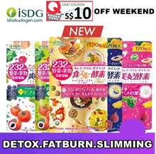 GET $10 OFF TODAY! ♥ [ISDG] AUTHORISED SELLER ♥ ISDG JAPAN NO.1 ENZYME SLIMMING/DETOX/BURN FAT