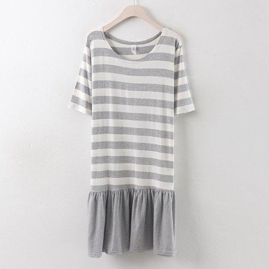子供ウーマン、シュー・アホダンカラワンピースGO1706ビックサイズ プリントのワンピース/ 韓国ファッション
