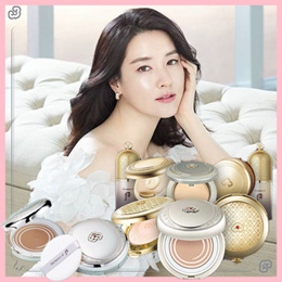 [The history of Whoo] CUSHION/ COMPACT/ PACT/ POWDER/ BB / CC/ SUN CARE