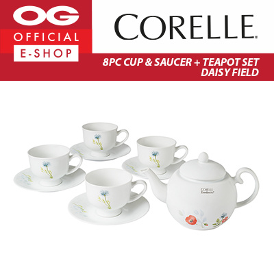 Qoo10 - Corelle Coordinates 8pc Cup and