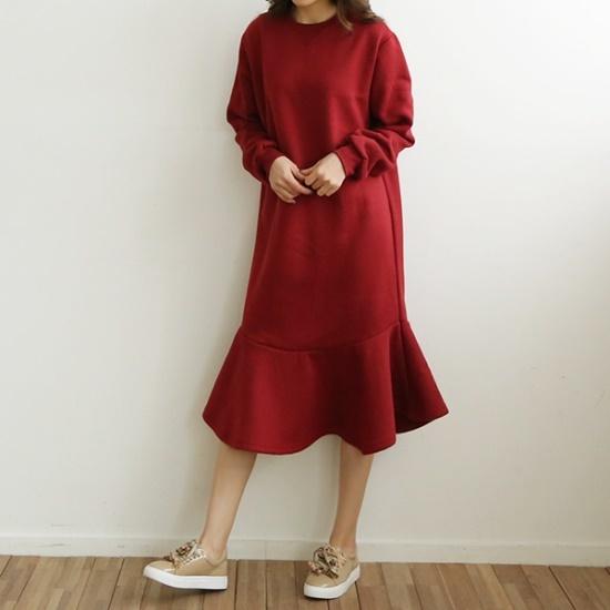 イニクスーザンレースOPSワンピース 綿ワンピース/ 韓国ファッション