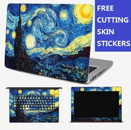 e5f33e4ec Free cutting FULL Laptop Skin Stickers / Personality Skin Protective Decal  Stickers