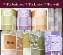 5.5m*0.6m The cheapest Self-adhesive Wallpaper PVC wall paper/sofa background/Decor /