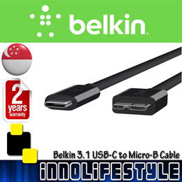 ★Clearance Sales★ Belkin 3.1 USB-C to Micro-B Cable...
