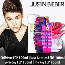 ► JUSTIN BIEBER ► Girlfriend EDP 100ml ► Next Girlfriend EDP 100ml ► Someday EDP 100ml ► The Key EDP 100ml ► For Her ► Perfume