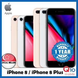 [Brand New / Sealed] iPhone 8 64GB / 8 Plus 64GB (Gold/Grey/Silver) / UK set / Apple warranty valid