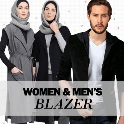 Update BARU Aneka Blazer Pria dan wanita Bahan Fleece banyak motif good PRODUCT