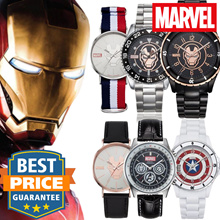 [MARVEL]✨Free Shipping✨ 2019 AVENGERS4 / 14 Type Watch collection / Captain America / Iron Man