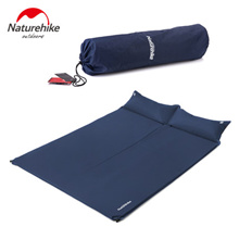 Naturehike Automatic Inflatable Sleeping Pad + Pillow NH19Q005-D / Mattress Pad / Sleeping Mat