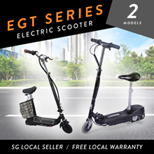 Crazy $79 only! EGT BASIC and ADVANCE ELECTRIC SCOOTER! SG Local Seller ★ FREE Local Warranty*