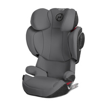 ★ Coupons price $ 342 ★ Cybex solution jet fix Z FIX infant car seat Manhattan gray / 2018 type queue fix / free shipping /