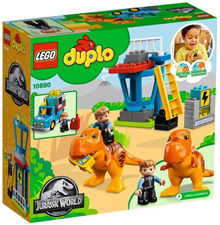 LEGO 10880 Duplo: Jurassic World: T. REX TOWER