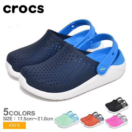 Qoo10 - [Crocs] Crocs Kids summer