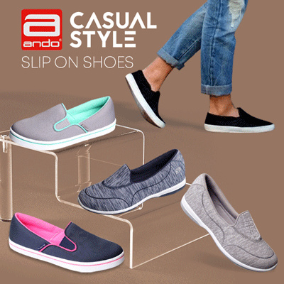 [ANDO NEW CASUAL SHOES] GRATIS ONGKOS KIRIM KESELURUH INDONESIA Deals for only Rp149.000 instead of Rp149.000