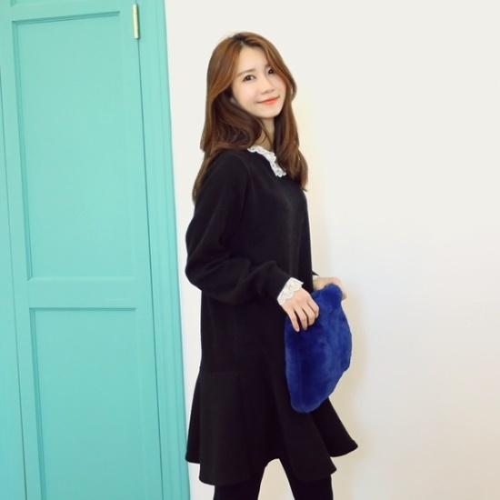 ロロテンガリアops 綿ワンピース/ 韓国ファッション