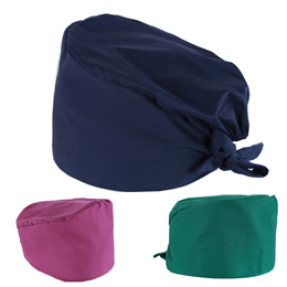 hat / Surgical cap nurse cap male and female doctor cap