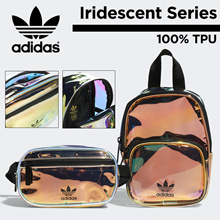 Adidas Iridescent Waist Pack (Code: CK5084) / Backpack Code: CK5085)