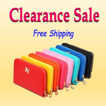 ☆ 13/5 Update ☆ Korea Style / Card Holder /  Wrist Holder Ladies Purses