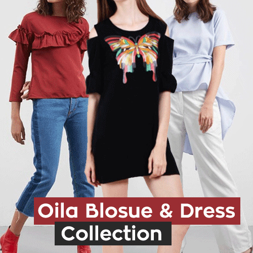 WOMAN TOP COLLECTION Deals for only Rp61.180 instead of Rp61.180