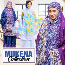 Mukena Cantik Zaman Now GRATIS ONGKIR JABODETABEK