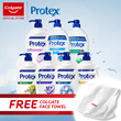[1+1+1]Protex Shower Gel 900ml Herbal/Icy Cool/Healthy Radiance/Pro Expert/Propolis/Complete x 3