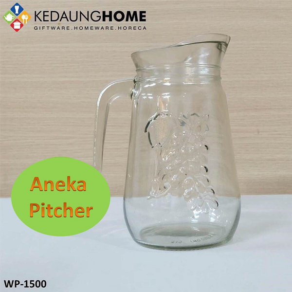 KEDAUNG ANEKA PITCHER Deals for only Rp18.500 instead of Rp18.500