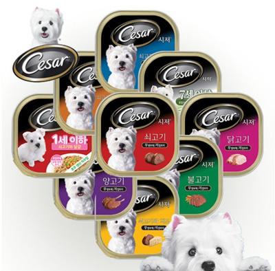 Cesar Dog Food China