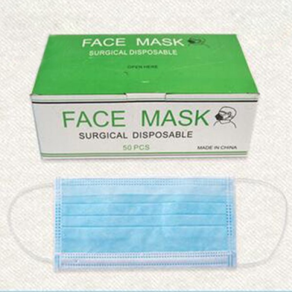Mask Face Qoo10 Air Surgical Bad Disposable - Paper Haze